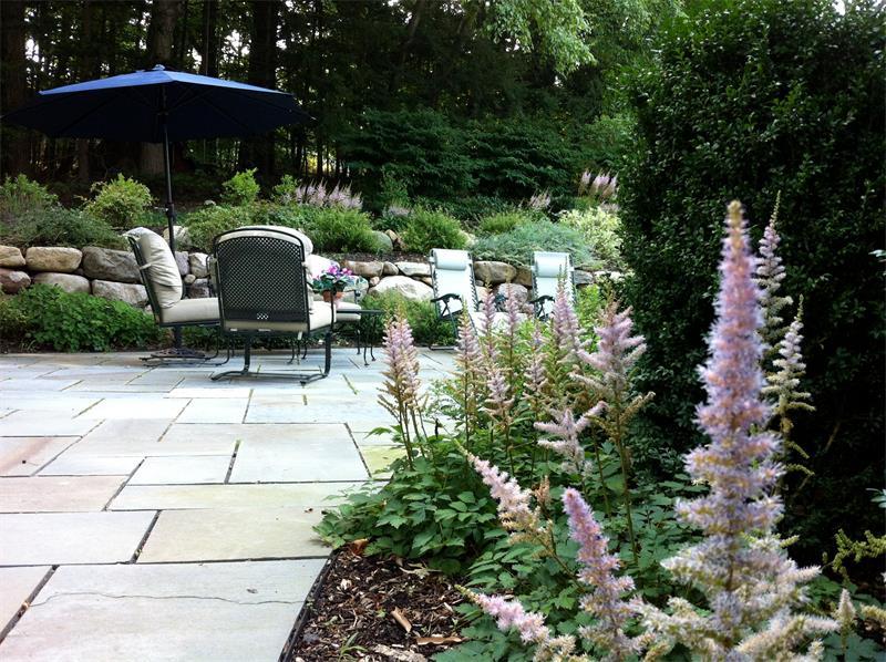 Patio, Retaining Wall, Steps, Walkway, Planting Enhancements