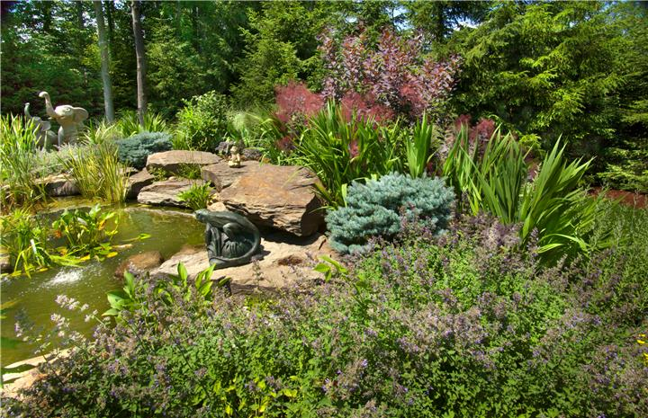 Commercial and Residential Maintenance, Planting Enhancements